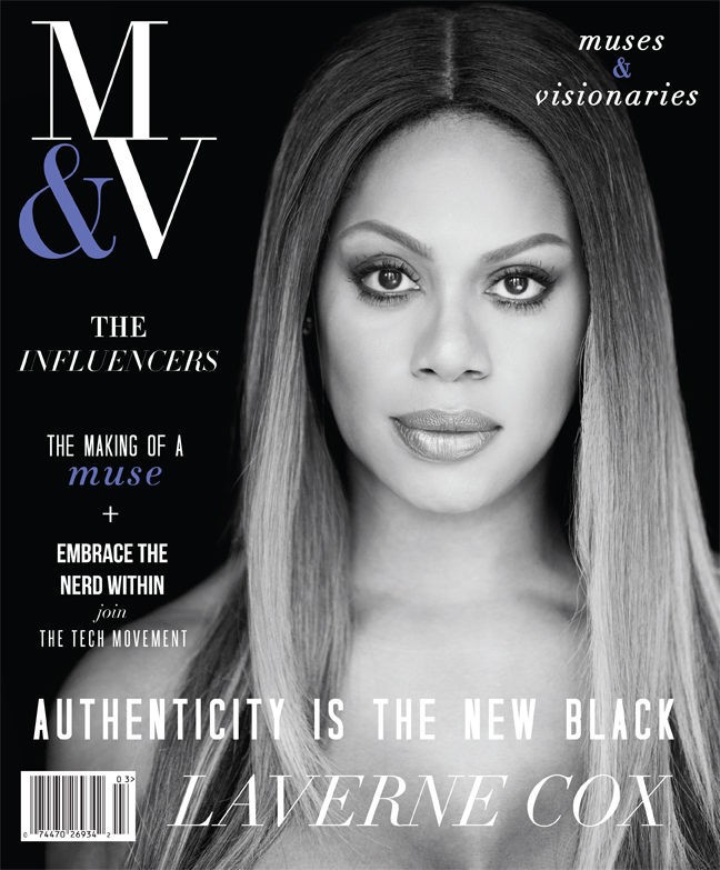Muses & Visionaries Cover Story